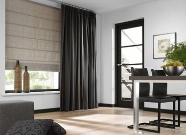 Gordijnen eindhoven schippers wonen slapen - Gordijnen voor moderne woonkamer ...